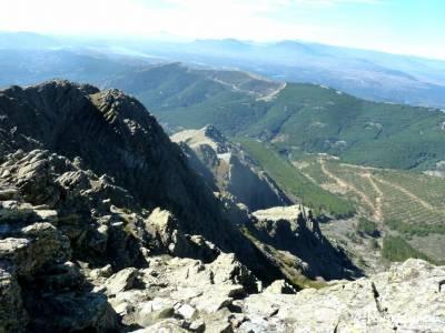 Peña La Cabra-Porrejón-Sierra Rincón;viajes de montaña rutas toledo gratis fotos calahorra